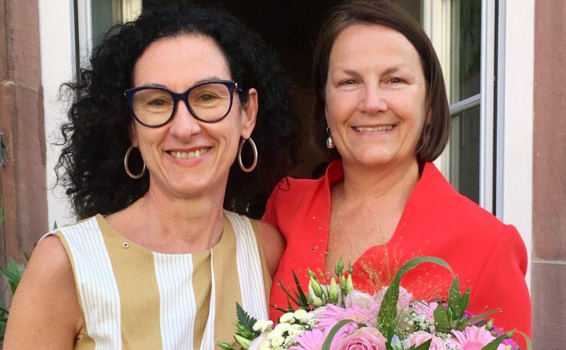 Alison Grewenig neue Präsidentin des LC Speyer Palatina